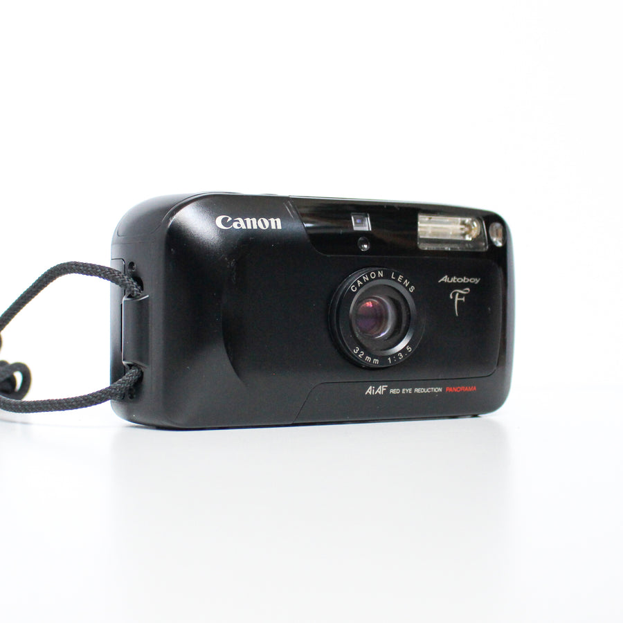 CANON Autoboy F/Prima Mini 32mm Lens Point and Shoot Film Camera