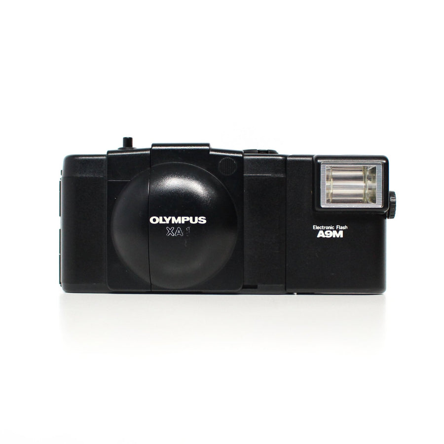 OLYMPUS XA1 35mm f/4 Mechanical Point and Shoot Film Camera