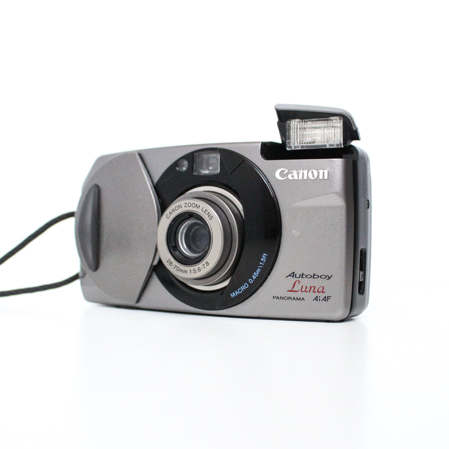 CANON Autoboy Luna 28-70mm Point and Shoot 35mm Film Camera