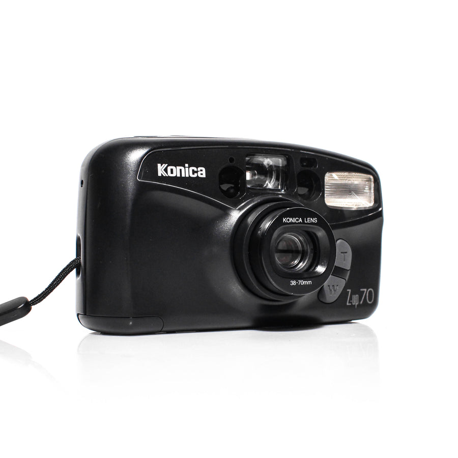KONICA Z-Up 70 Point and Shoot Film Camera