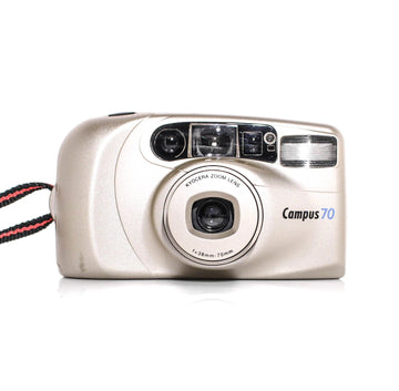 KYOCERA Campus 70 Point and Shoot 35mm Film Camera