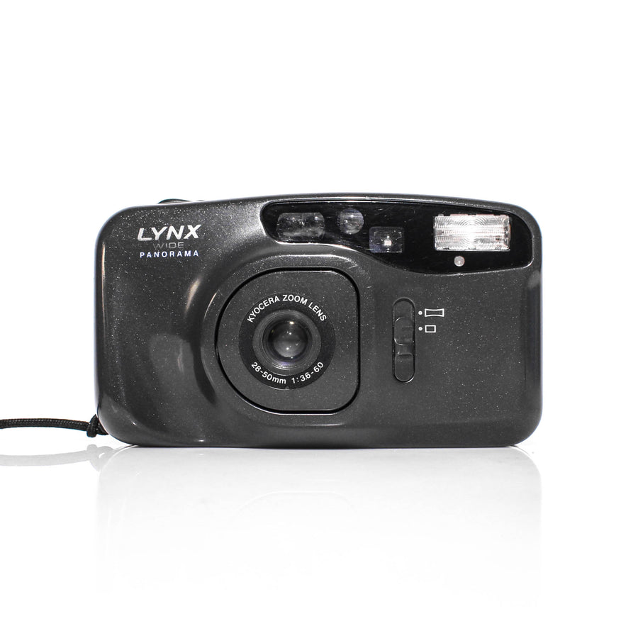 KYOCERA LYNX Wide 28-50mm Point and Shoot Film Camera