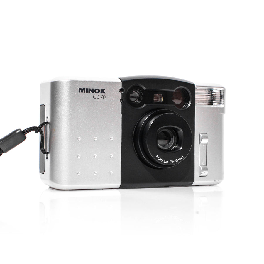 MINOX CD70 35-70mm Autofocus Point and Shoot 35mm Film Camera
