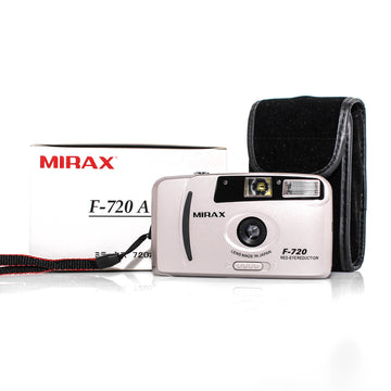 MIRAX F-720 Point and Shoot 35mm Film Camera