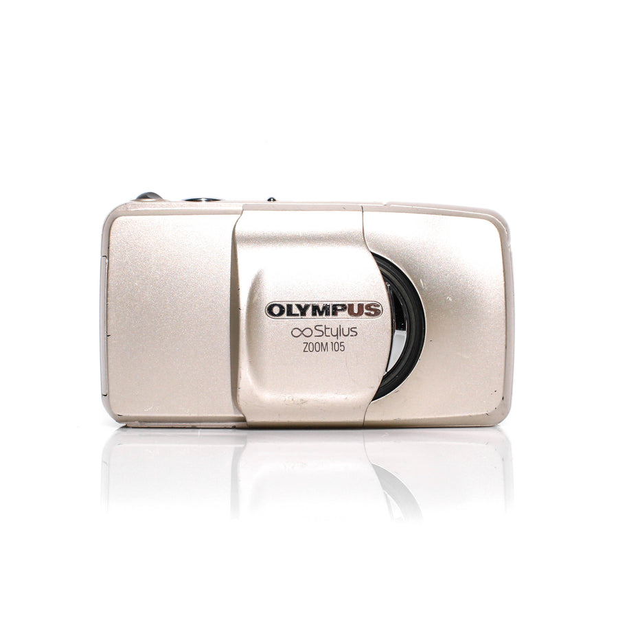 OLYMPUS µ[Mju:] Stylus Zoom 105 Point and Shoot Film Camera #5761059