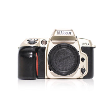 NIKON F60 Autofocus 35mm SLR Film Camera [Body Only]