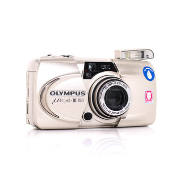 OLYMPUS µ[mju:]-III 150 Point and Shoot 35mm Film Camera