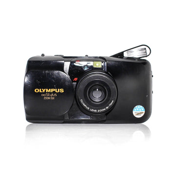 OLYMPUS µ[Mju:] Stylus Zoom Point and Shoot 35mm Film Camera
