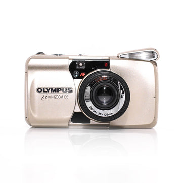OLYMPUS µ[Mju:] Stylus Zoom 105 Point and Shoot 35mm Film Camera