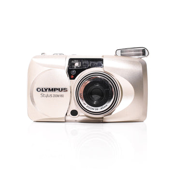 OLYMPUS µ[Mju:] Stylus Zoom 160 Point and Shoot Film Camera #4267913