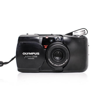 OLYMPUS µ[Mju:] Stylus Zoom Point and Shoot Film Camera #1136651