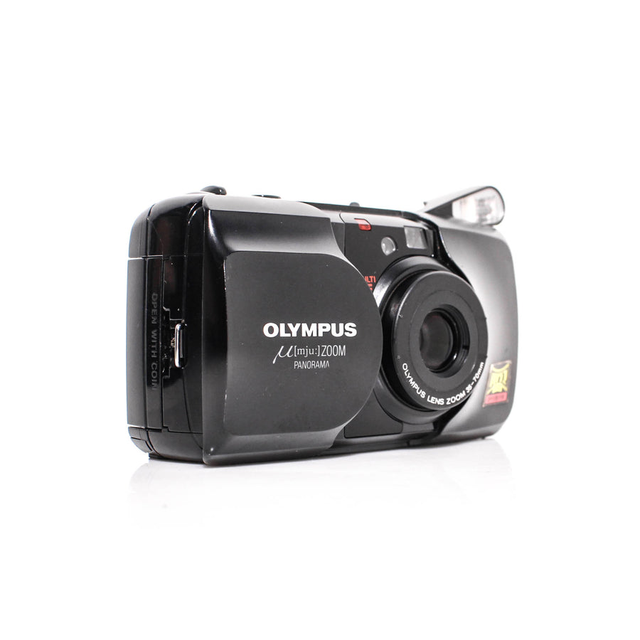 OLYMPUS µ[Mju:] Stylus Zoom Point and Shoot Film Camera #1038214