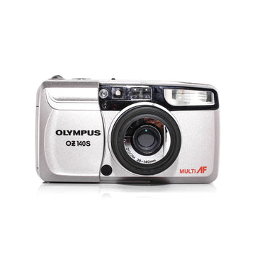 OLYMPUS OZ 140S Point and Shoot 35mm Film Camera