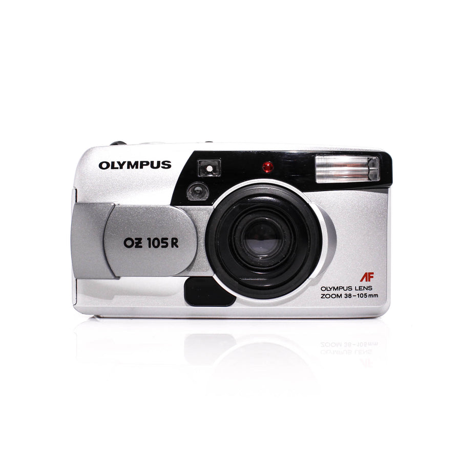 OLYMPUS OZ 105R Point and Shoot Film Camera #4640