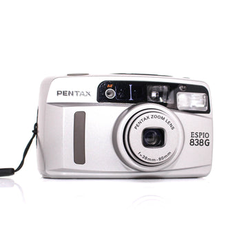 PENTAX Espio 838G Point and Shoot 35mm Film Camera