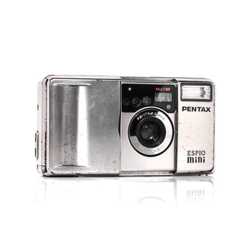 PENTAX Espio Mini Point and Shoot 35mm Film Camera
