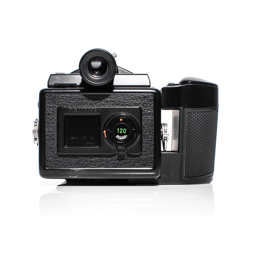 PENTAX 645 Medium Format Camera Kit