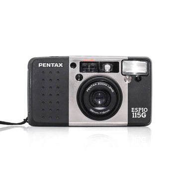 PENTAX Espio 115G Point and Shoot 35mm Film Camera