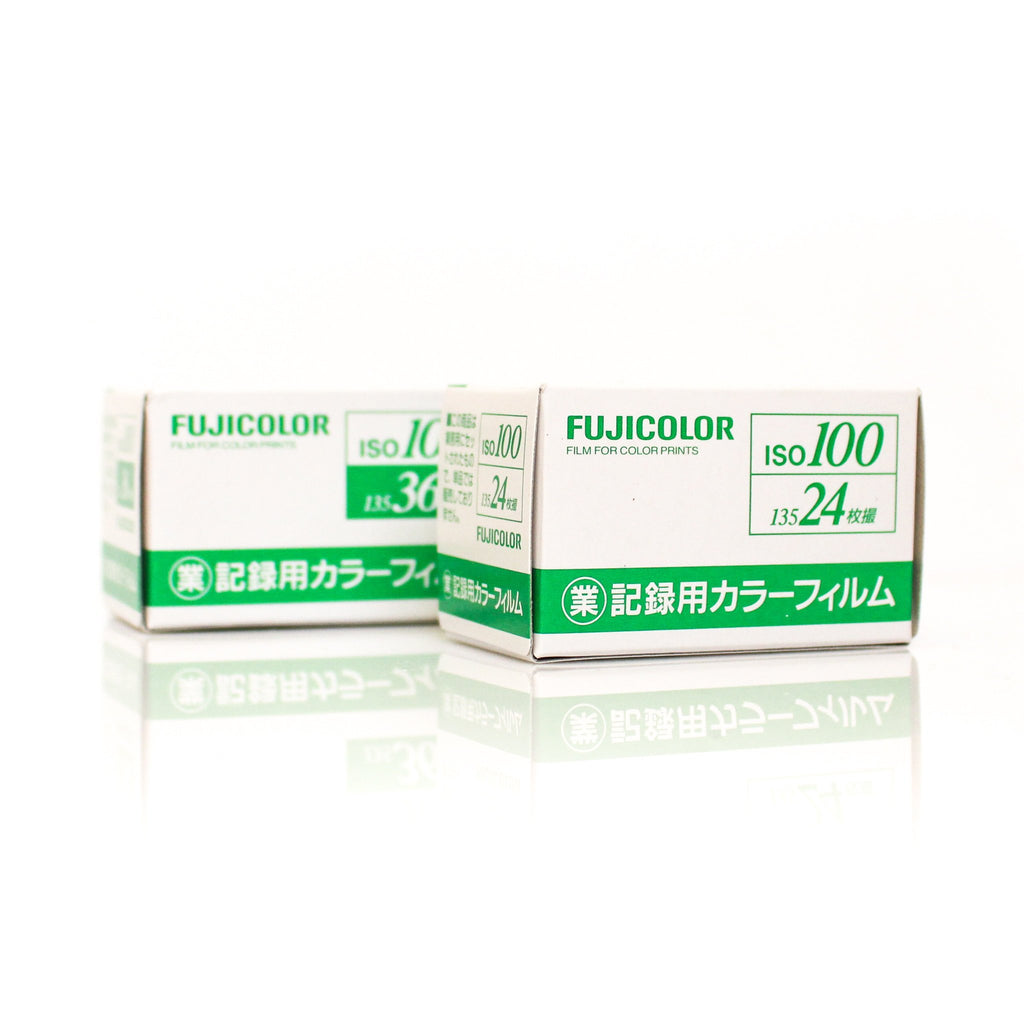 FUJIFILM Industrial 35mm Film ISO 100 24/36 Exposure