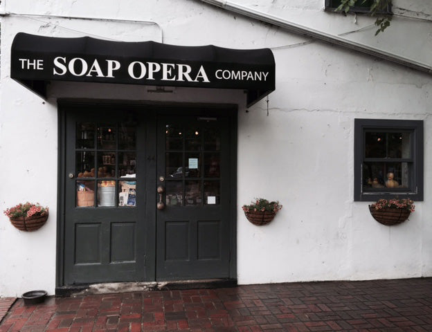The Soap Opera Company New Hope storefront