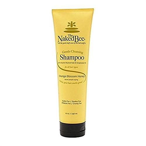 Naked Bee Shampoo (10oz) - Orange Blossom Scent - The Soap Opera Company