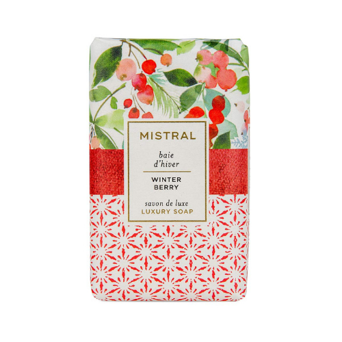 Mistral HolidayWrapped Soap (100gm)