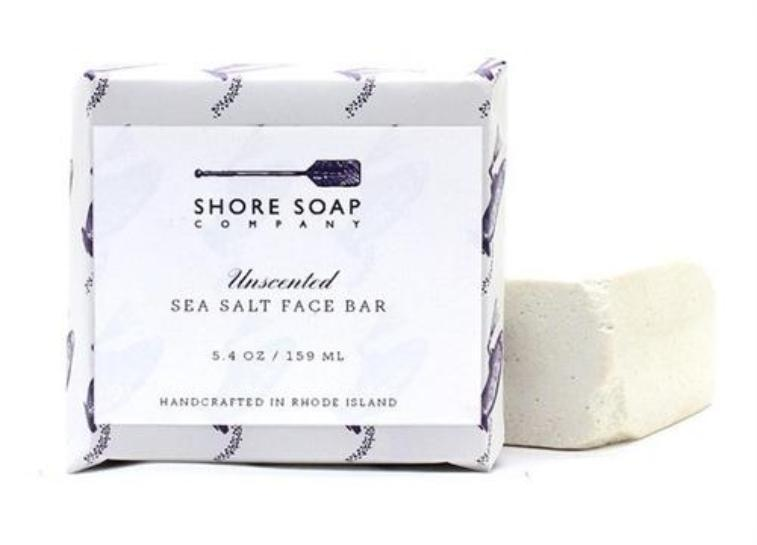 Shore Soap Co - Unscented Face Bar 5.4oz/159ml