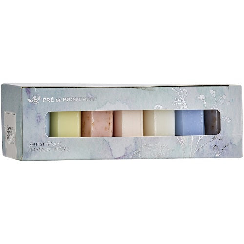 Pré de Provence - Luxury Soap Gift Set (7X25g) - The Soap Opera Company