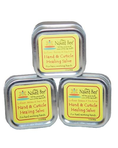 Hand  and Cuticle Salve (1.5 oz)