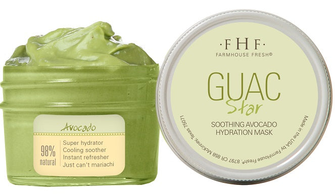 Farmhouse Fresh Guac Star Hydration Mask (3.2oz) - The Soap Opera Company