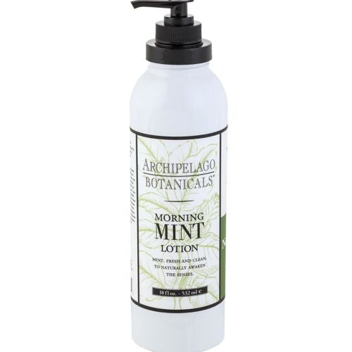 Archipelago Morning Mint Body Lotion (18oz)