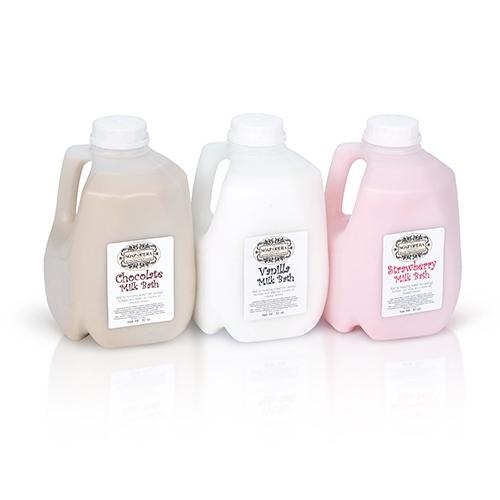 The Soap Opera Company - Milk Jug Bubble Bath (32oz) - The Soap Opera Company