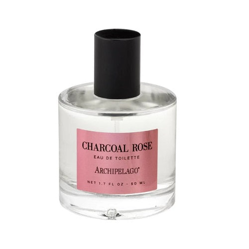 Archipelago Charcoal Rose Eau De Toilette (1.7fl. oz/60 ml) - The Soap Opera Company
