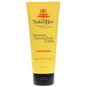 Naked Bee Hand & Body Lotion  (6.7oz) - Orange Blossom Honey Scent - The Soap Opera Company
