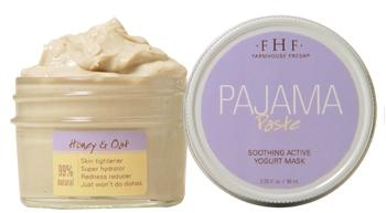 Farmhouse Fresh Pajama Paste - Yogurt, Oat & Honey Face Mask - The Soap Opera Company