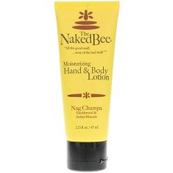 Naked Bee Hand & Body Lotion (2.25 oz)