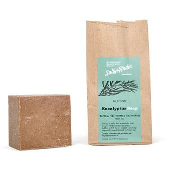 SallyeAnder Eucalyptus Block Soap (5oz) - The Soap Opera Company