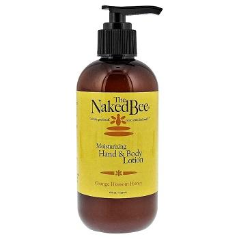 Naked Bee Orange Blossom Honey Hand & Body Lotion (8 oz)