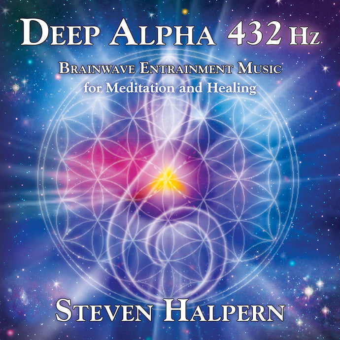 DEEP ALPHA 432 Hz