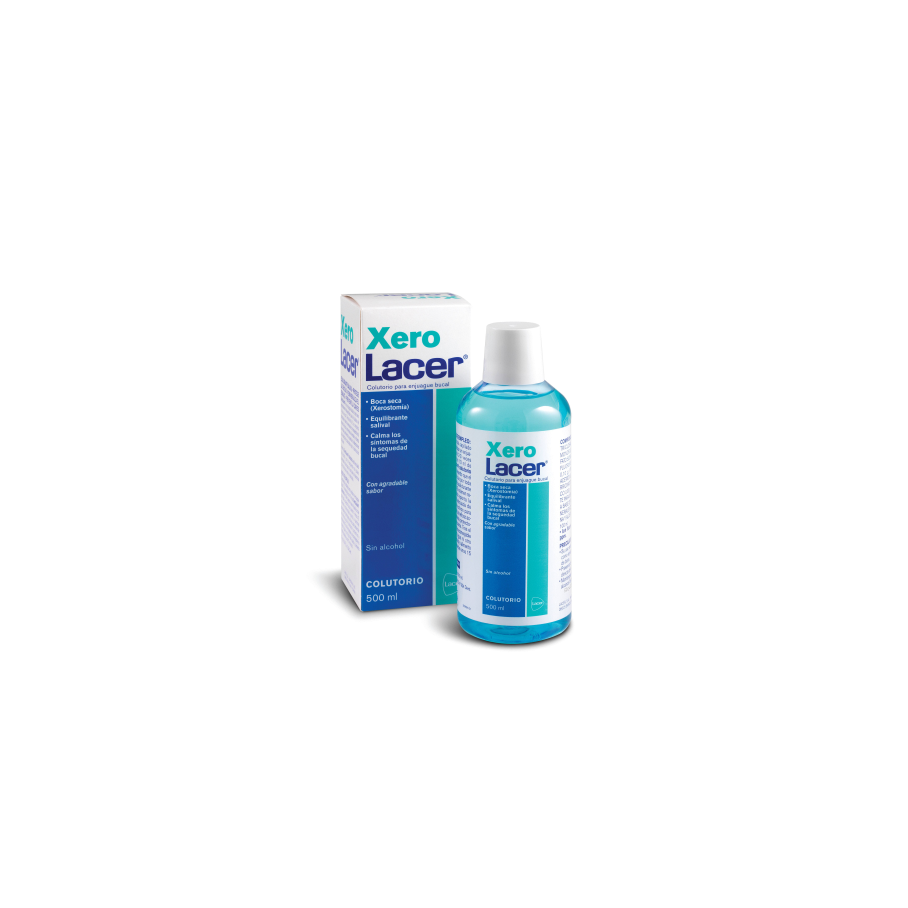 XeroLacer Mouthwash 200ml