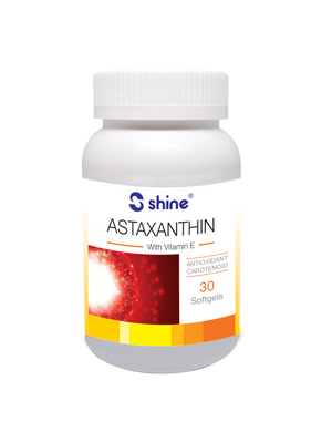 Shine Astaxanthin With Vitamin E