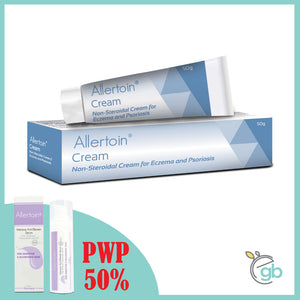 Allertoin® Cream with 50% OFF Allertoin Intensive Anti-Blemish Serum