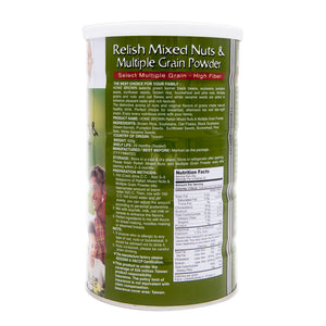 HomeBrown Relish Mixed Nuts and Multiple Grain Powder