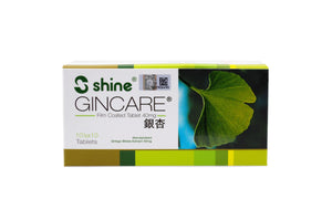 Shine Gincare® Film Coated Tablet 40mg