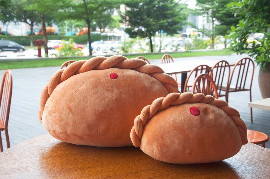 Currypuff Cushion
