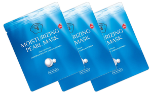 Le Shenz Moisturizing Pearl Mask (Plus) x 4 Boxes