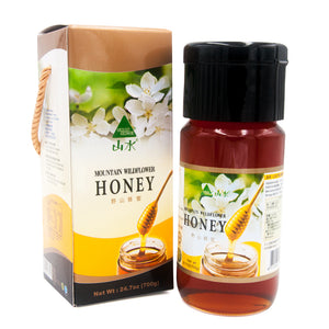 Taiwan Mountain Wild Flower Honey 700g