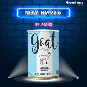Shine Goat Milk (Exp: 08/2020)