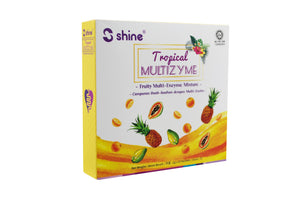 Shine Tropical Multizyme