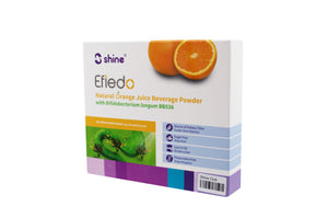 Shine Efiedo Orange Juice Powder
